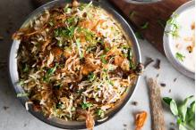 10 Gorgeous Photos of Biryani to Soothe Your Eyes