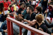 Activists, Participants Clash at Spanish Bull-Lancing Festival