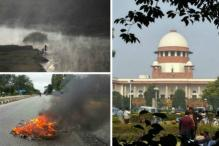 Cauvery Row: SC Cuts Down Water Release to 12,000 Cusecs Per Day