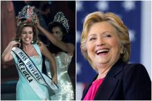 Hillary Clinton's Campaign Video Of Miss Universe 'Insulted' by Donald Trump Goes Viral