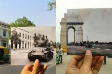 This Photographer Beautifully Juxtaposes Old Photos of Delhi with New Ones