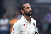 Shikhar Dhawan Trolled By Twitterati After Poor Show