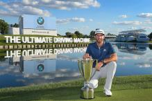Dustin Johnson Wins BMW Championship by Three Strokes
