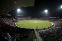 Eden Gardens Gears Up For India's 250th Test at Home