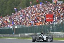 Mercedes' Nico Rosberg Tops Italian GP Opening Practice