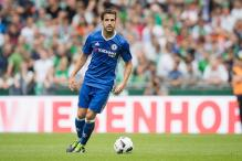 Mature Cesc Fabregas Enjoys Challenge of Fighting for Place