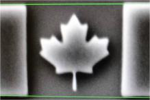 Canadian Scientists Set Guinness Record By Creating Smallest National Flag