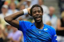 Gael Monfils Overpowers Lucas Pouille to Reach US Open Semi-Finals