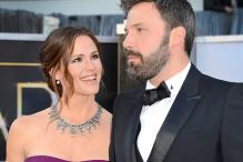 Did Jennifer Garner fight with Ben Affleck for texting JLo?