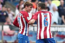 Atletico Madrid Injuries Overshadow Antoine Griezmann Winner