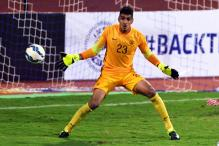 We Are Always on Our Toes: Indian Football Goalkeeper Gurpreet Singh