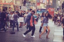 Arjun Kapoor, Shraddha Kapoor Bring 'Bollywood Dance Raita' to New York