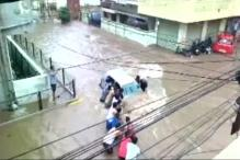 Heavy Rains Derail Normal Life In Hyderabad and Telangana