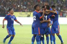 Indian Football Team Go Down Two Places in FIFA Rankings