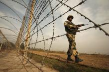 Pakistani Intruder Held Along International Border in Jammu