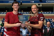 Jamie Murray, Bruno Soares Win Us Open Men's Doubles Title