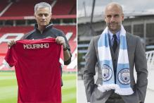 Jose Mourinho Dismisses Pep Guardiola Derby Focus