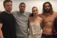 Justice League Cast Protests Against Dakota Access Pipeline Project