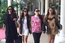 Kareena, Karisma, Malaika, Amrita: Bollywood's Favourite Squad Steps Out In Style