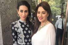 This Pic of Karisma and Madhuri Will Bring Back Memories of the 90's
