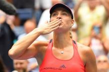 Kerber Reaches US Open Semis as Vinci Tripped up by Foot Fault