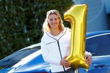 Angelique Kerber Returns To Top Of WTA Rankings