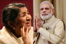 I Pray For Her Long And Healthy Life: PM Modi Wishes Lata Mangeshkar On 87th birthday