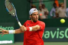 Davis Cup: David Ferrer, Feliciano Lopez Give Spain 2-0 Lead Over India