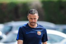 Luis Enrique Takes Blame for Shock Barcelona Loss
