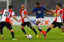 Inter Milan Stunned By Beer-Sheva, Manchester United Beaten By Feyenoord