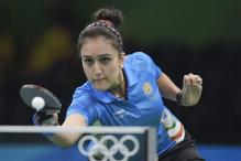 Paddler Manika Batra Eyes Breaking Into World Top 100