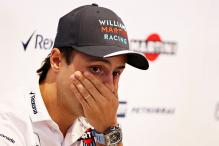 Felipe Massa to Return to Formula 1 With Williams