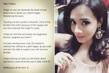 Mayanti Langer Bashed Trolls Making Sexist Remarks at Her & Stuart Binny