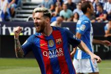 Coach Luis Enrique Backs Lionel Messi to Sign New Deal With Barcelona