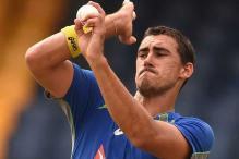 Mitchell Starc is Australia's Biggest Weapon, says Mitchell Marsh