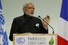 France Welcomes India's Move to Ratify Climate Change Agreement