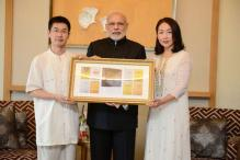 Narendra Modi Gifted Chinese Translations of Ancient Indian Texts