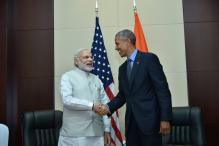 Narendra Modi Meets Barack Obama On the Sidelines of ASEAN Summit