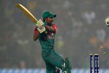 Bangladesh Call Up Mosaddek Hossain for First Two Afghanistan ODI