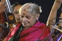 Watch: The Unseen Side Of MS Subbulakshmi