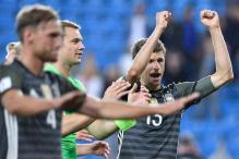 Mueller Ends Germany Drought; Allardyce's Lucky England Win