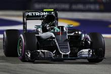 Nico Rosberg Back on Top After Singapore Grand Prix Win