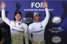 Nico Rosberg's Singapore Chance to Overhaul Lewis Hamilton