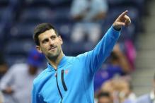 Novak Djokovic Into US Open Semis As Tsonga Retires