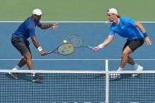 Leander Paes-Andre Begemann Go Down Fighting in US Open 1st Round