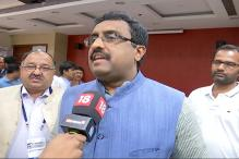 Hurriyat More Keen on Welcoming Terrorists to Valley: Ram Madhav