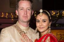 Preity Zinta, Gene Goodenough Royal Wedding Pictures Are Out