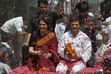 Rahul Gandhi Wants to See Priyanka Playing an Active Role in Politics