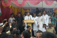 Rahul Gandhi Pitches for Farm Loan Waiver on Day 2 of UP Yatra
