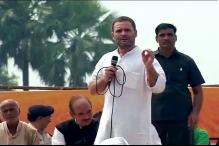 Watch: Does Rahul's 'Khat Pe Charcha' Show Signs of Soft Hindutva Approach in UP?